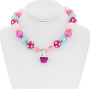 🎀🆕️🎀 Cupcake Bubble Necklace